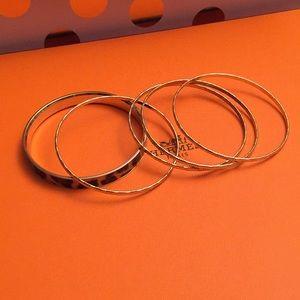 Nice set of bracelets